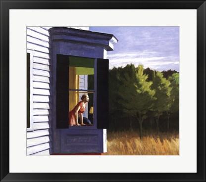 Cape Cod Morning Edward Hopper America Art Gallery