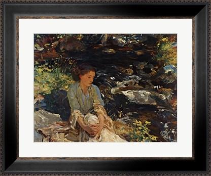 Black Brook John Singer Sargent America Art Gallery