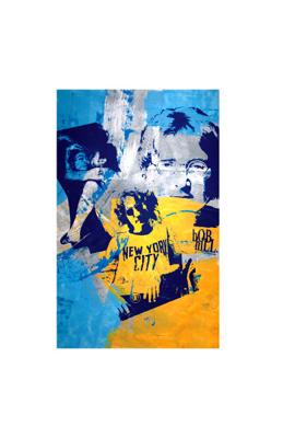 bobby hill john lennon pencil signed artist s proof giclee art print america art gallery